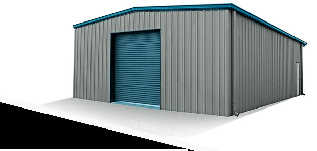 Metal building kits prefab diy steel building kits metal depots metal depots professional series kit solutioingenieria Images