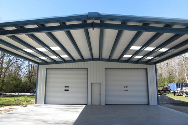 Metal Depots Custom Building