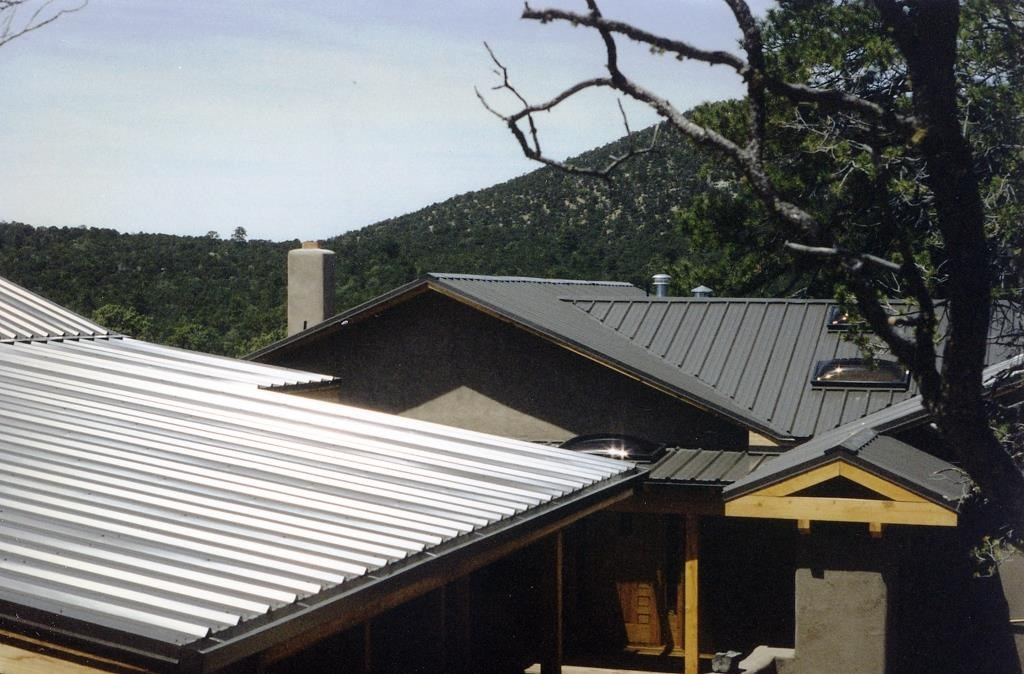 PBR Residential Metal Roofing