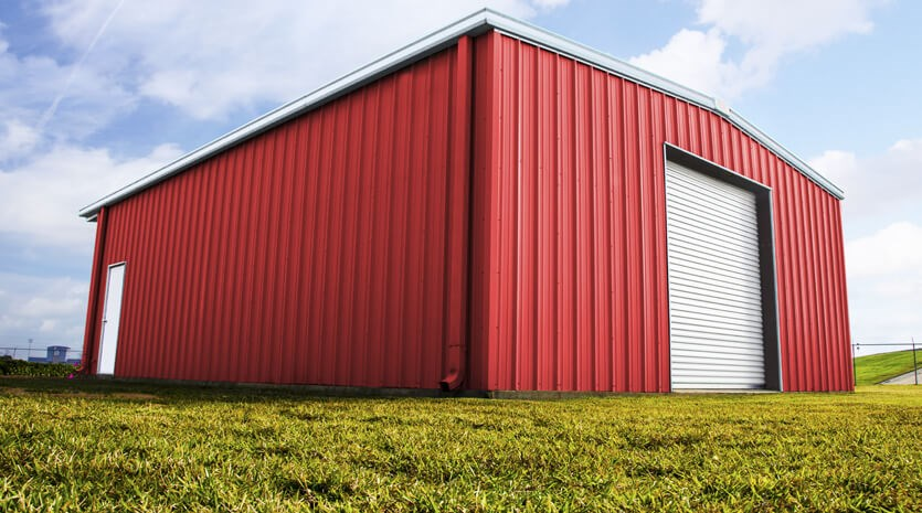 Steel Building Kit & Prefab Metal Buildings | Metal Depots