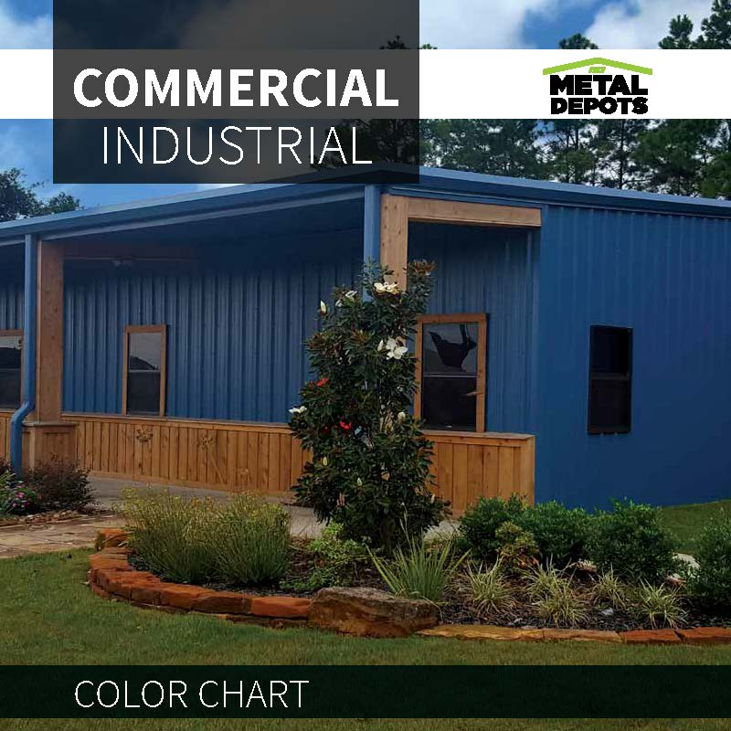 Commercial and Industrial Color Chart