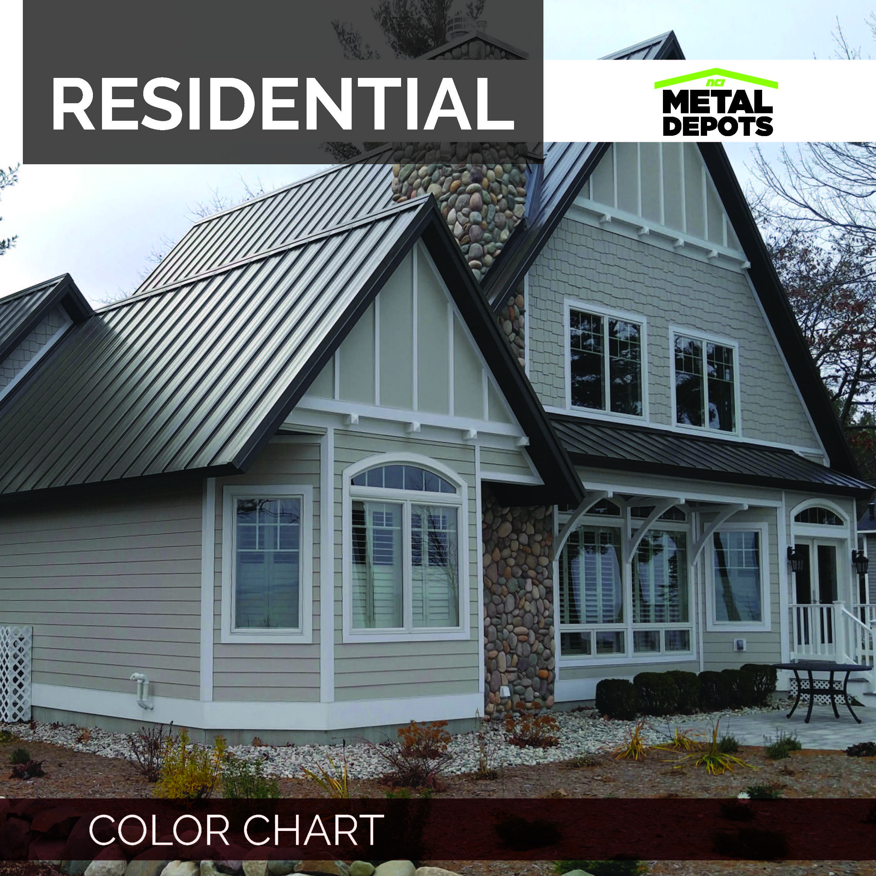 Residential Color Chart